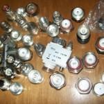 Kits de calibration des analyseurs de réseaux, accéssoires de mesure